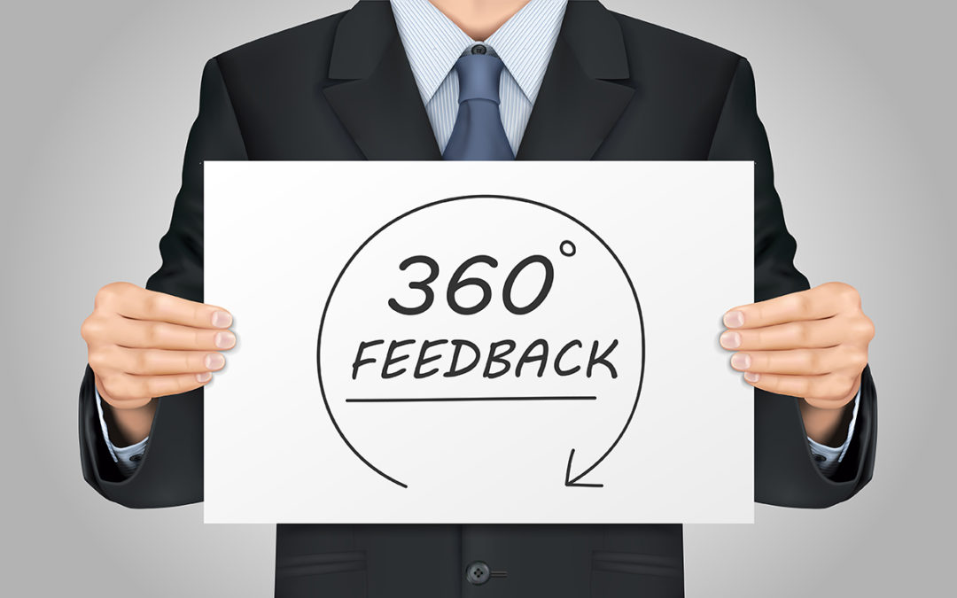 Attn: Leaders – What is 360-Degree Feedback Good For?