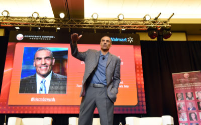 June 2019 Corporate Counsel Men of Color Conference and Herm Edwards a Leader of Consequence
