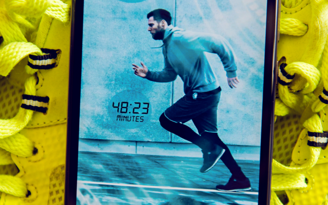 Fitness to Go: 10 Best Health and Fitness Apps for Busy Men